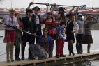 Пираты Серебряного бора: представление на Москве-реке [ФОТО]