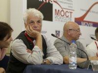 Микеле Плачидо в Ростове осыпали поцелуями