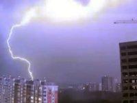 В ночь на 14 июля на Москву обрушилась стихия