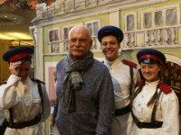 Как в Москве отметили 80-летие дяди Степы
