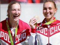 Елена Веснина выложила в Instagram Олимпийские золотые медали