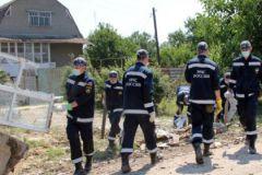 Ликвидация последствий наводнения в Крымске