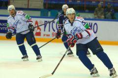 """Хоккеисты ХК """"Сибирь"""