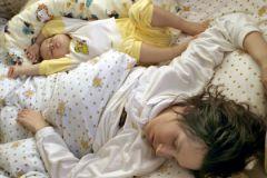 Ученые связали нарушения сна младенцев с детскими проблемами в поведении