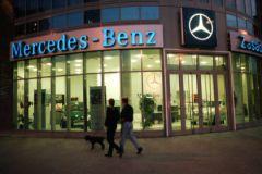 Mercedes Benz кризис не страшен