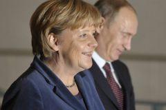 Канцлер Ангела Меркель может получить Нобелевскую премию мира