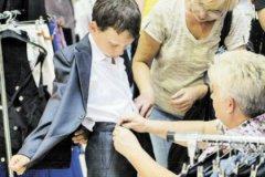 Главное, чтобы ребенок не ходил на занятия в драных джинсах или в спортивном костюме