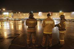 За последние двое суток в Петербурге было эвакуировано шесть ТЦ