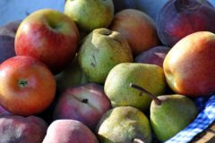 Найден простой и недорогой способ сделать фрукты безопасными