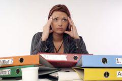Стресс заставляет британцев брать частые отгулы