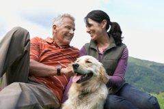 Собаки защищают человека от болезней сердца лучше всех других домашних животных