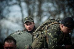 На российско-украинской границе был арестован сержант