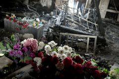 Трагедия в Доме профсоюзов Одессы