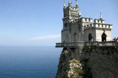 Символ Крыма – Ласточкино гнездо