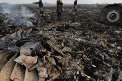 Крушение «Боинга» на Украине