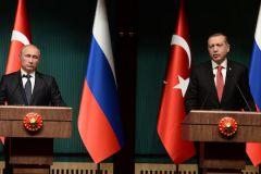 Российско-турецкие отношения ухудшились после крушения Су-24