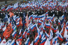 Антикризисный марш, возможно, пройдет в столице в апреле