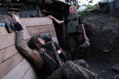 Конфликт на востоке Украины