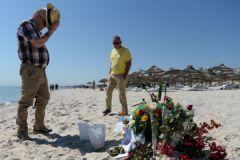 Теракт на пляже Туниса
