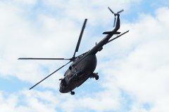 Ми-25 с экипажем из России сбили в Сирии