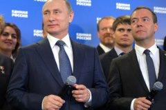 Появились сообщения, что Путин хочет радикального обновления фракции «Единой России» в Госдуме