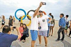 Основное развлечение гостей Бразилии – прогулки по знаменитому пляжу Копакабана