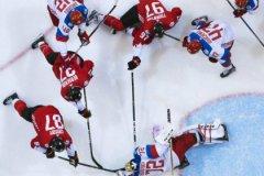 Кубок мира по хоккею в Торонто закончился для сборной России после проигрыша канадцам в полуфинале