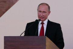 Владимир Путин на саммите БРИКС-2016