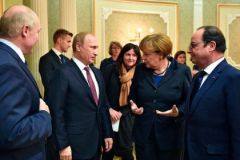Переговоры «Нормандской четверки» в Минске