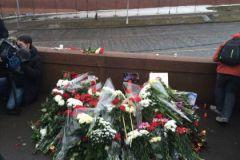 Бориса Немцова убили буквально напротив кремлёвских стен