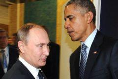Путин и Обама