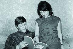 Валентина Малявина и Александр Збруев