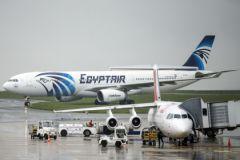 Airbus A320 потерпел крушение в Средиземном море. На борту находились 66 человек