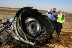 Самолет А321 упал на Синайском полуострове 31 октября