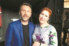 Сергей Шнуров и Алена Ал-Ас