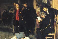 «Арест пропагандиста» (1880 –1892 гг.)