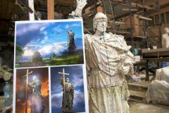 Проект памятника князю Владимиру