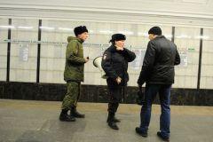 Мужчину удалось задержать в вестибюле станции метро «Авиамоторная»