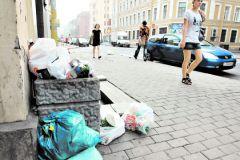 Еще немного мусора – и можно претендовать на победу