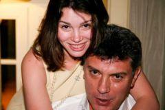 Жанна и Борис Немцовы