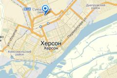 Инцидент произошел в Суворовском районе Херсона