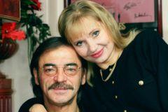 Лариса Луппиан и Михаил Боярский