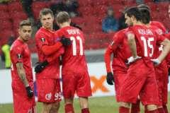 Футболисты «Рубина»