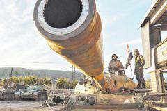 Теперь задача – конвертировать военные успехи в дипломатические