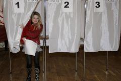День выборов в России прошёл без особых сюрпризов