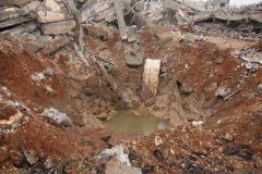 Последствия бомбардировки Сирии