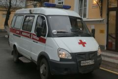Cлужба экстренной медицинской помощи спасает жертв катастроф
