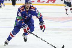 Нападающий сборной Чехии Роман Червенка