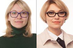 Дарья до и после преображения