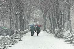 Декабрьская погода